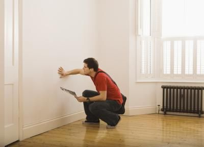 How To Clean Scuff Marks From A Flat Painted Wall