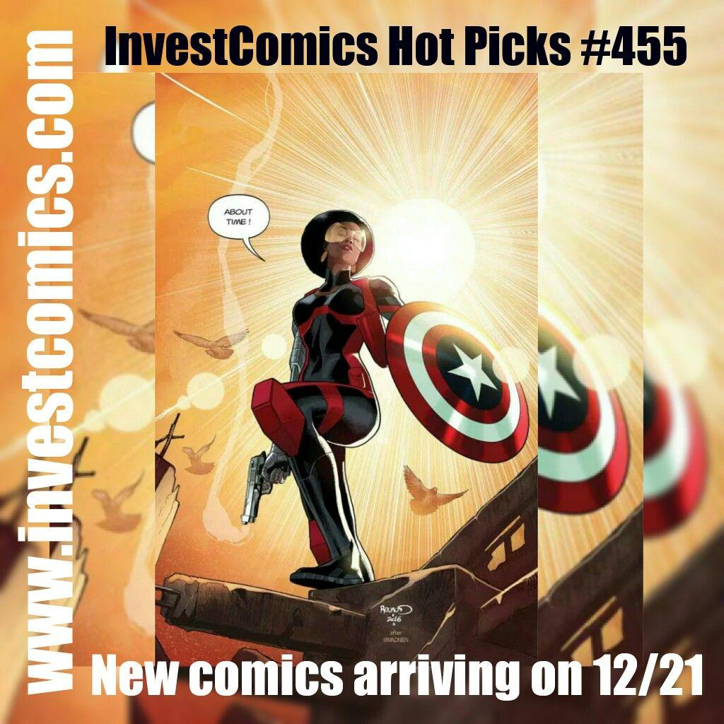 New comics arriving on 12/21. Go to www.investcomics.com and read which books made the Hot Picks cut.  #InvestComics #superman #batman #comics #marvel #marvelcomics #dccomics #comicbooks #newcomics #deadpool #spiderman #comic #suicidésquad #harleyquinn #joker #starwars #rougeone #marketing #socialmedia #social #market #marketinglife #socialmediamarketing #comicsforsale #comicart #ironman #xmen #captainamerica
