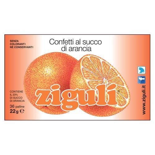 ZIGULI Arancia 22 g
