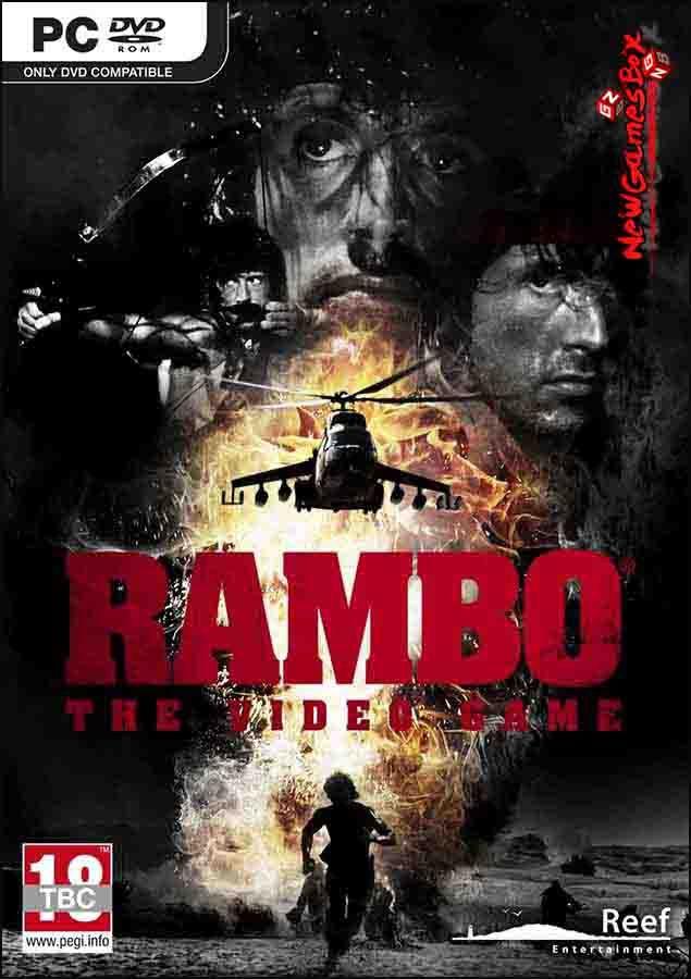 Rambo Pc Game Free Download Full Version Pc Game System