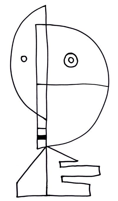 Artsology coloring pages pintores pinterest paul for Paul klee coloring pages