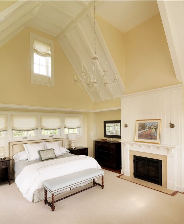 THE BEST INTERIOR YELLOWS | Pinterest | Benjamin moore paint colours ...