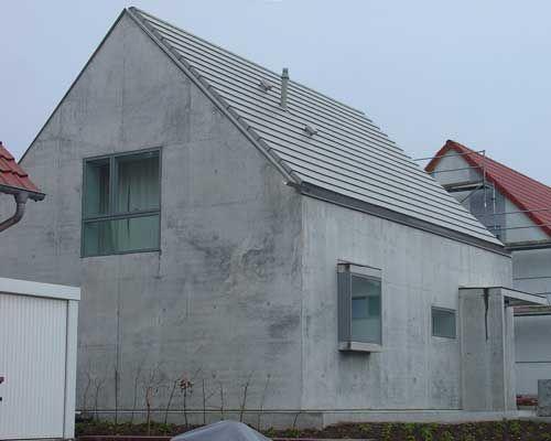 Pin von michael bentenrieder auf fassade sichtbeton for Minimalismus architektur