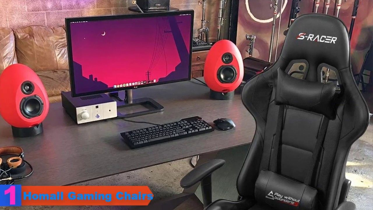 The Best Gaming Chairs For 2019 Reviews And Bay Tips
