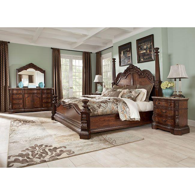 Ashley Furniture Signature Design Bedroom Set Ledelle Poster Bedroom Set  Show Us Your Inspiration  Pinterest