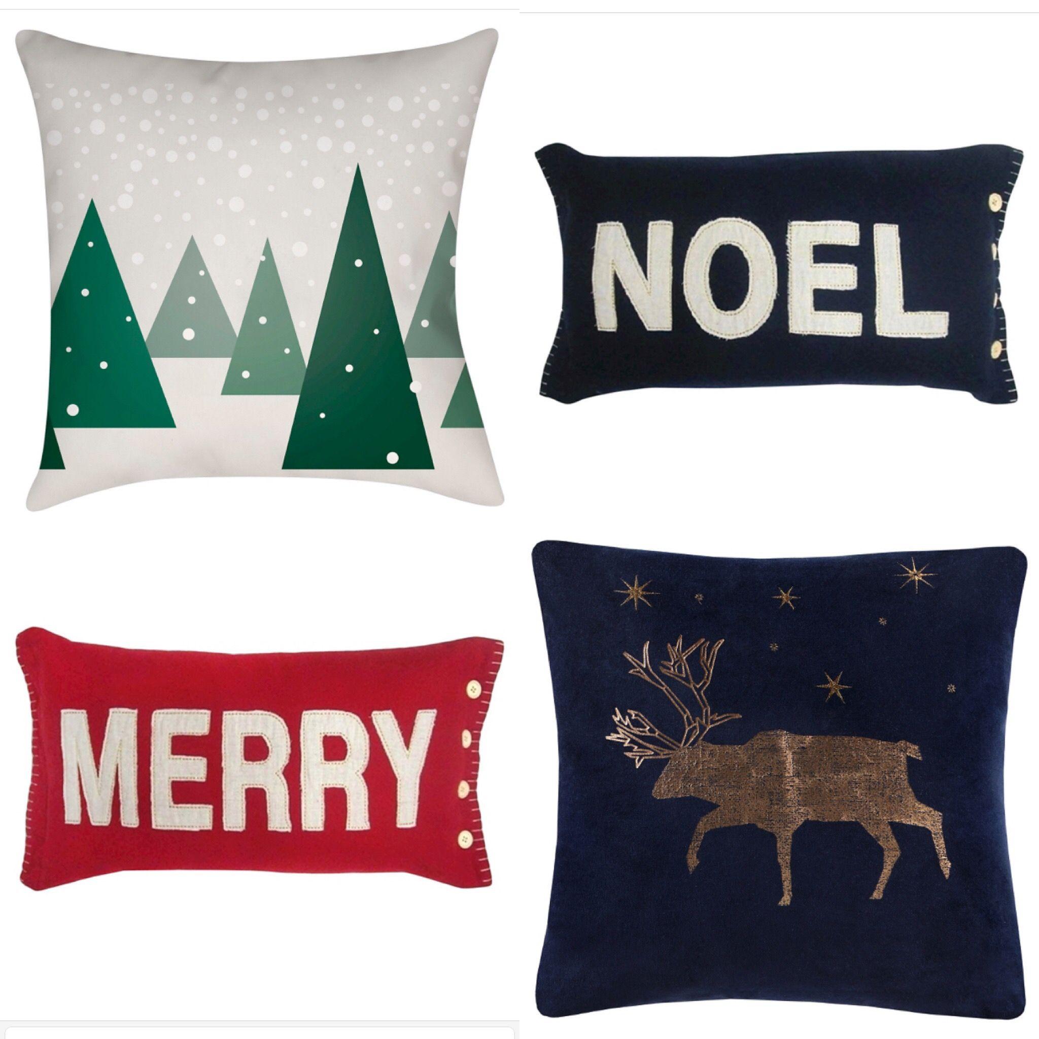 Target Christmas Pillows   Pillows, Bed pillows, Christmas ...