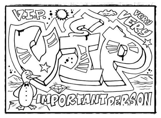 Graffiti Ausmalbilder Zum Ausdrucken Graffiti Ausmalbilder Zum Ausdrucken Ausmalbilder
