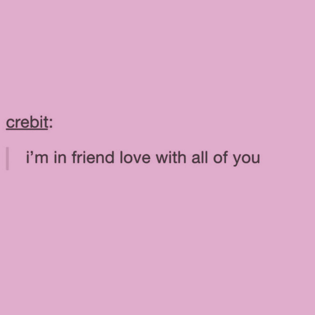 Pin By Saiphodia On Misc Friends In Love Friend Memes Words