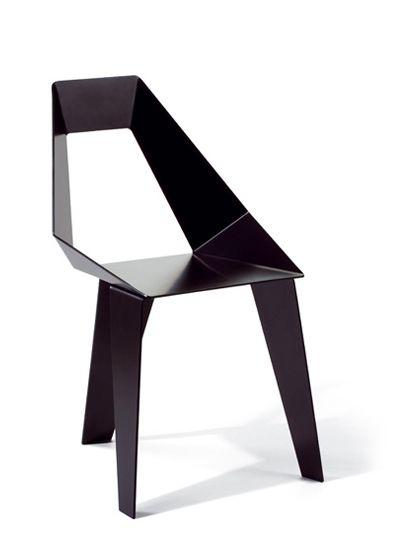 Thomas Feichtner - Axiome Chair, by Neue Wiener Werkstätte For - designer mobel timothy schreiber stil