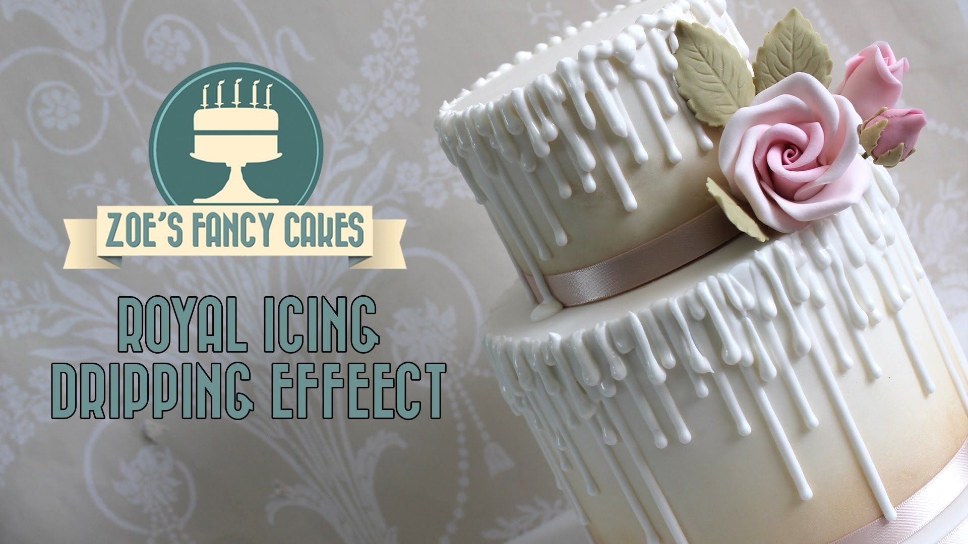 recipe: royal icing recipe for piping on fondant [18]