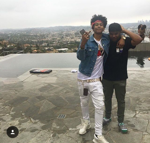 Trill Sammy infinity pool