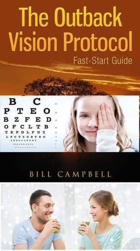 Outback Vision Protocol Fast-Start Guide tells you everything you need to know to achieve and maintain 20/20 vision for the rest of your life.As well as the main guide, you will also receive your 21-Day Protocol, consisting of the 'Essential Eight'. In this step-by-step and easy-to-follow resource, you will be given 21 of my most powerful and effective smoothie recipes, with each one meticulously designed so that it's packed full of the eight essential antioxidants your eyes need.