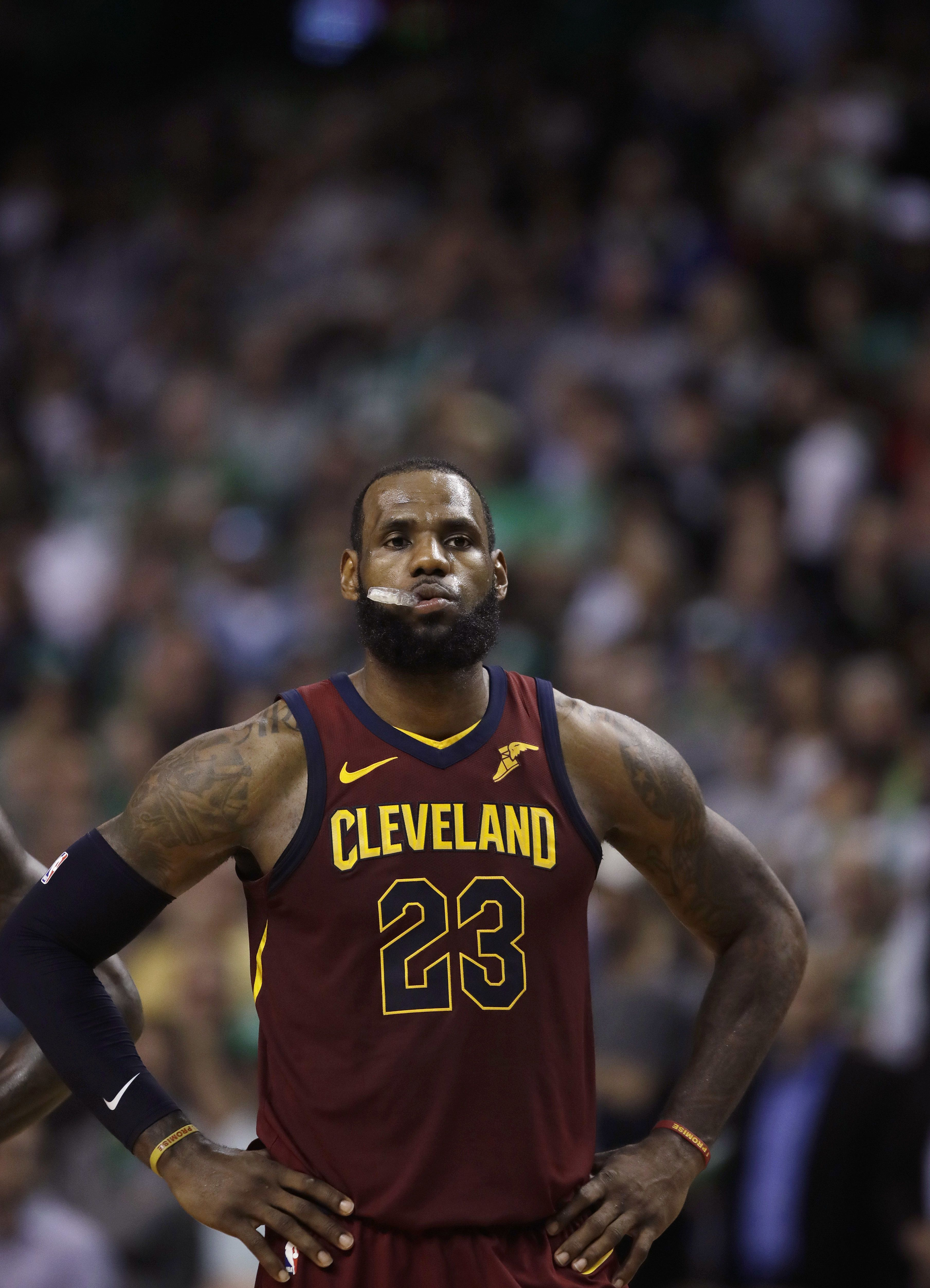 Should The Celtics Pursue Lebron James Given The Likely Cost