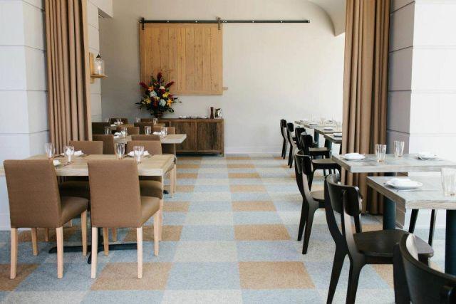 Carpet Design Squares Carpet Tiles Design Carpet Design Restaurant Flooring