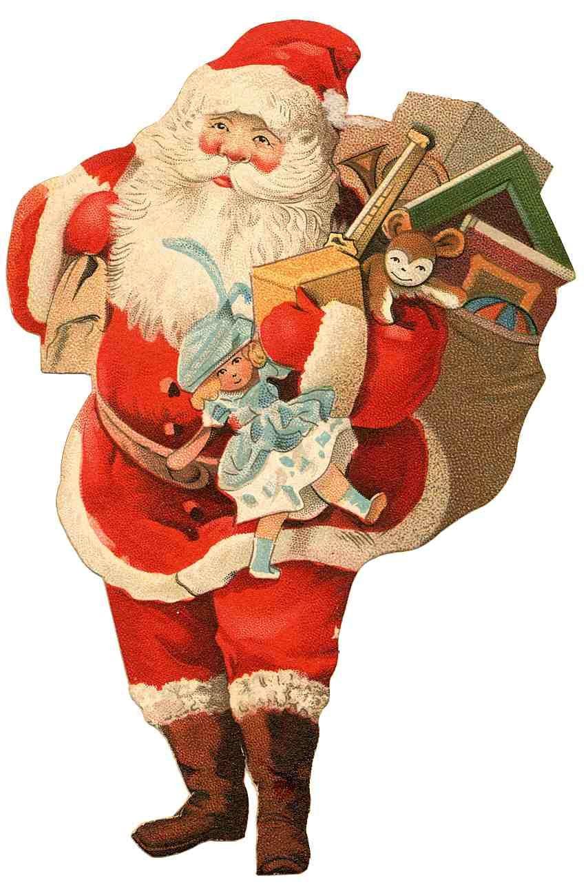 santa claus for christians - Santa Claus Christmas Pictures