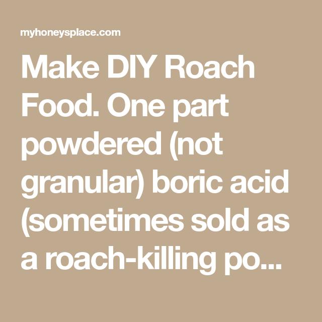 boric acid eye wash recipe