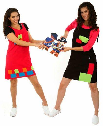 Muitas vezes Meus Trabalhos Pedagógicos ®: Uniformes, batas e jalecos, para  US01