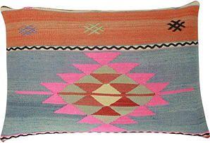 Kilim vintage pillow / Furbish