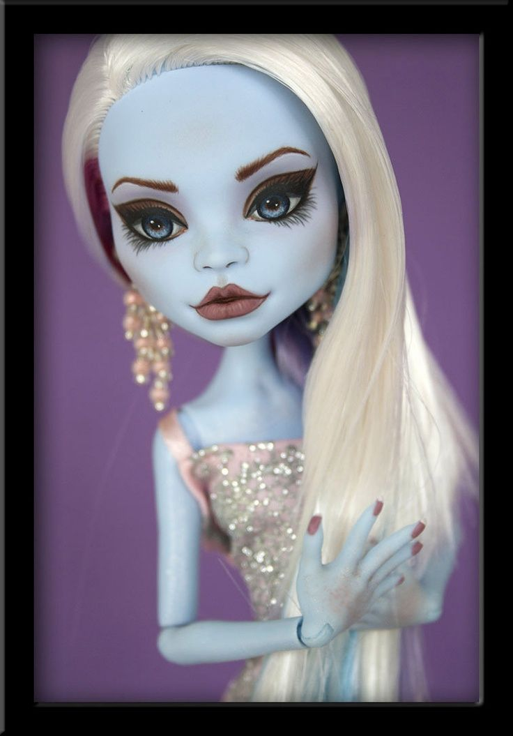 Monster High Ebay >> Monster High Repaint Google Search People Pinterest