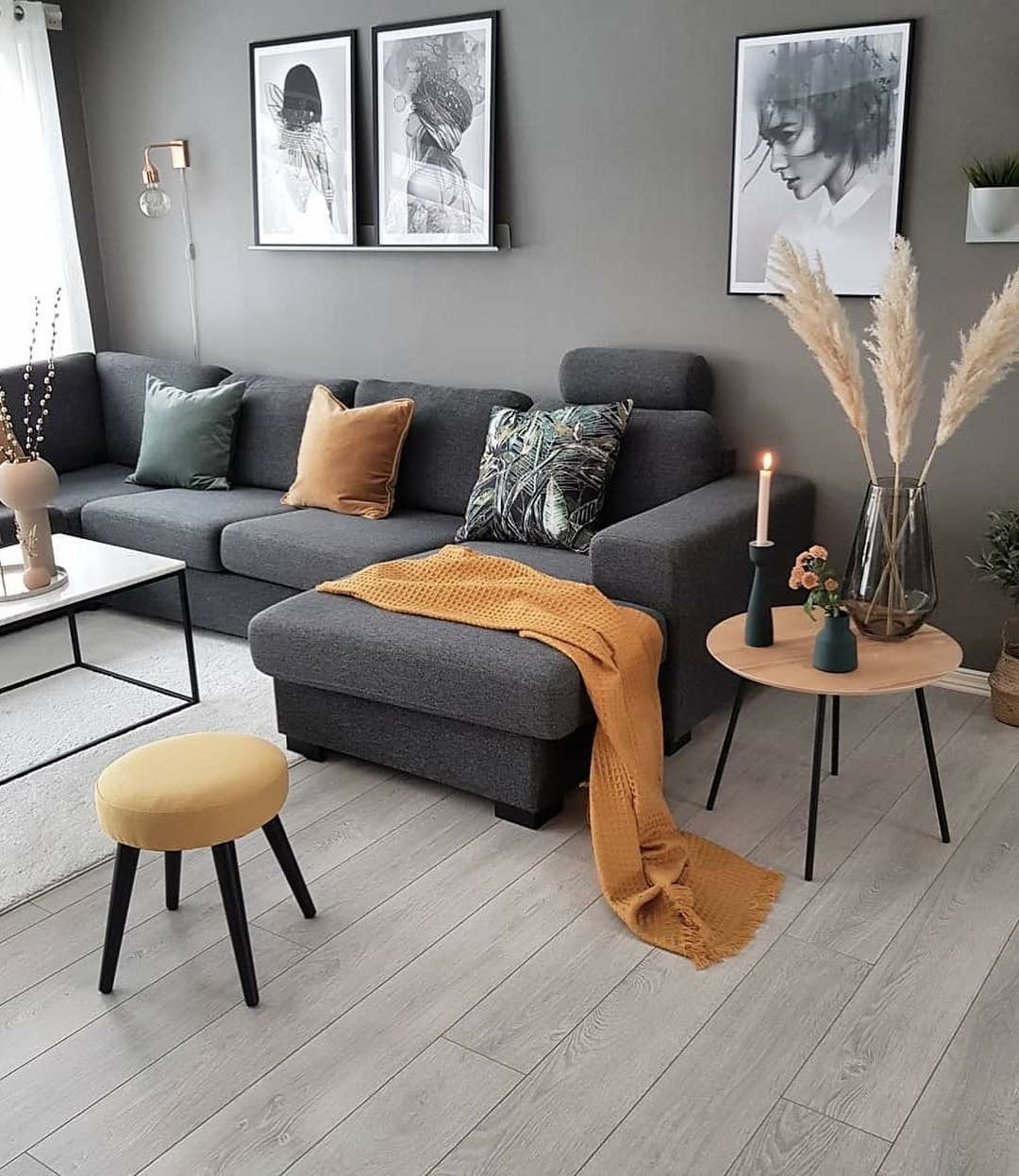 Home Inspiration Fashionable Dots The Perfect Scandinavian Style Home Living Room Decor Modern Living Room Decor Apartment Living Room Color Room color fashionable inspiration