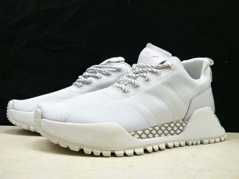 New adidas AF 1.4 Primeknit Footwear WhiteVintage White