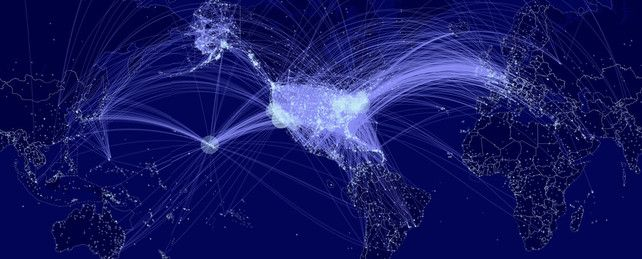 Which Airports Are Most Likely To Spread A Pandemic?