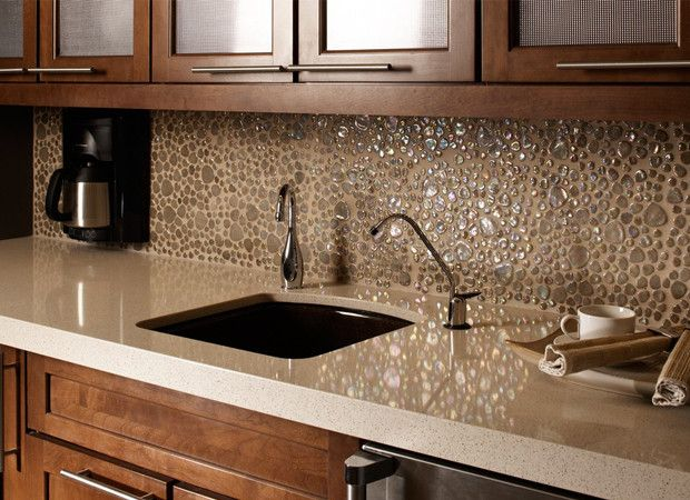 Glass Tile Backsplash Photo Gallery View Our Photos