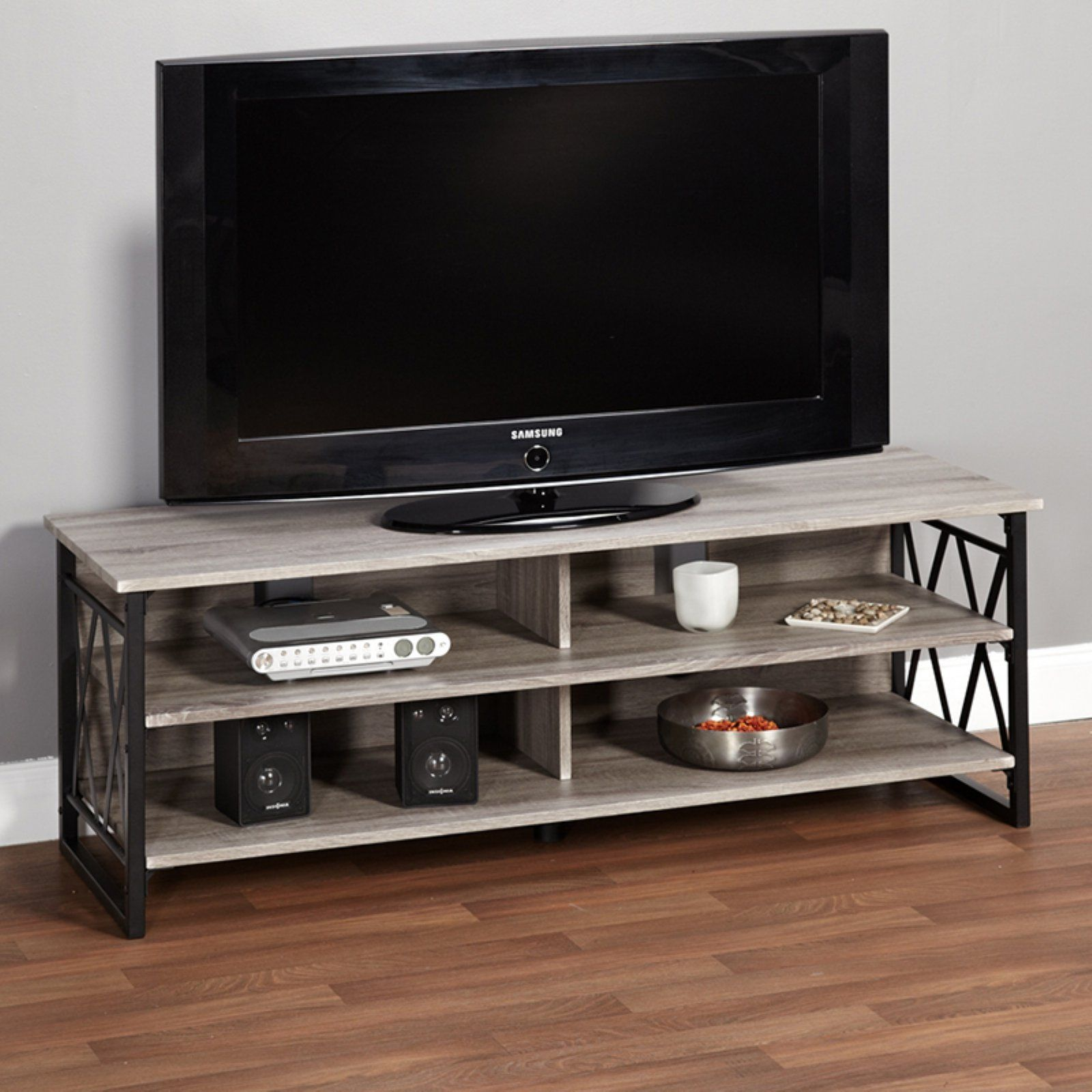 Target Marketing Systems Seneca Tv Stand 60 Inch Tv Stand
