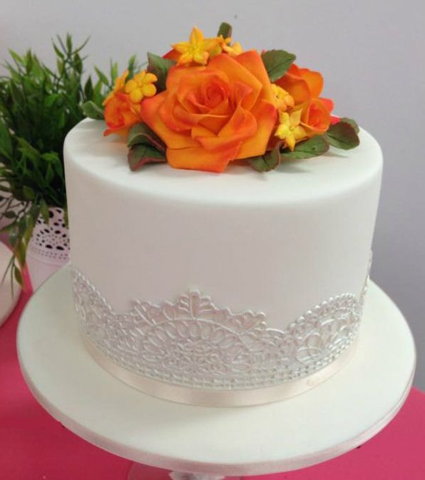 Cake Decorating Central Ez To Master Cake Decorating Course 5