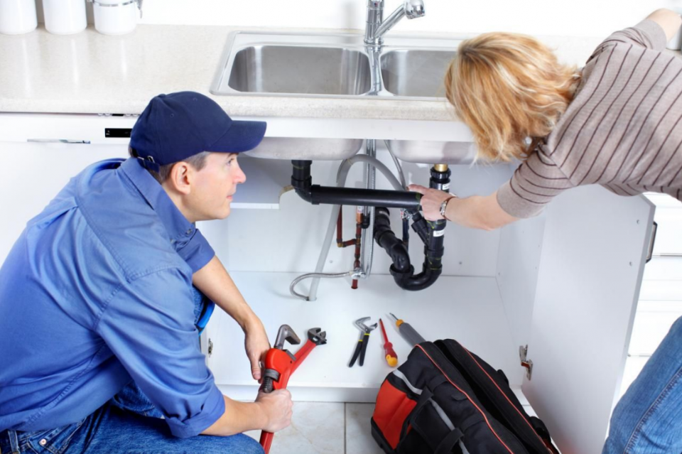 Three Home Tasks that Need Expert Hands Plumbing