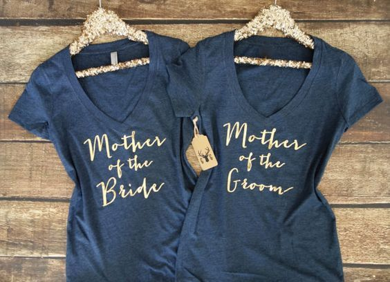 9d3500fd0890c Mother of the Bride Shirt