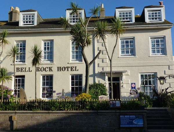 Bell Rock Hotel St Mary S Scilly Isles