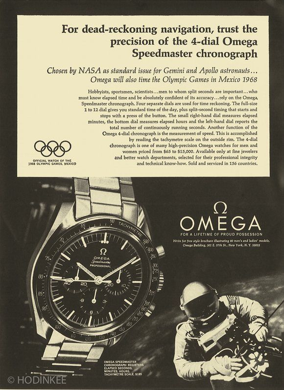Reference Points: Understanding The Omega Speedmaster (VIDEO)