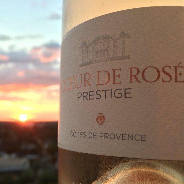 Cœur De Rose Prestige Last Night In Miami Rose Rosewine Coeurderose Coeurderose Miami Sunset Sobe Sobewff Saturdayn French Wine Wine Online Wines