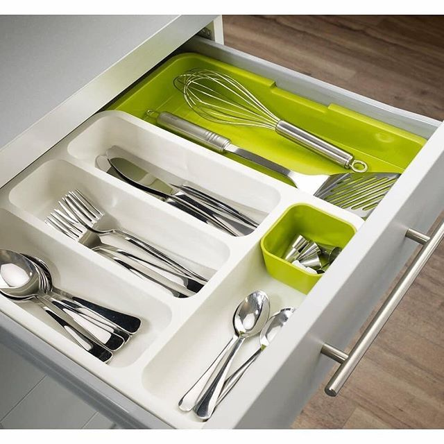 App Drawer Organizer Delectable Sort Out Your Cutleries With This Expandable Drawer Organizer Price 2018