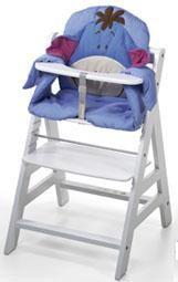 Hauck Alpha Highchair Pad Eeyore Eeyore Winnie The Pooh Nursery Baby Bed