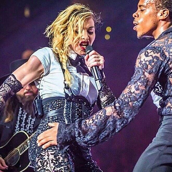 """Ring through my ears and sting my eyes. M' 24.10.'15 #madonna xo ❤ via @ twitter 23.10.'15 GOTCHA U! Escuchar tu música favorita is a placer. ☆. #MYSIS Queen of❤. Muse #mine Catapultata! (*KEEP calm; **ck off GOHard 4&v. & stay alive.""""U can kill me 'cause i luv you"""") . Little confused✌ . Mi maestria. Divina[☆]_"""