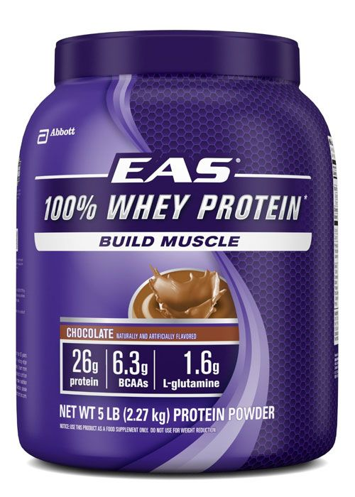 Eas whey protein powder review
