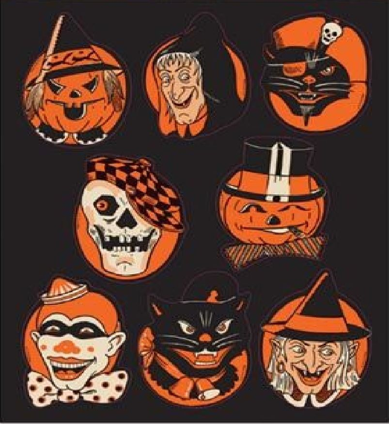 The Vintage Halloween Store Vintage Beistle Reproductions