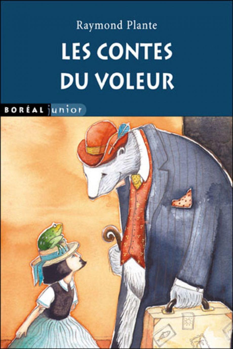 Contes du voleur les conte litterature livre
