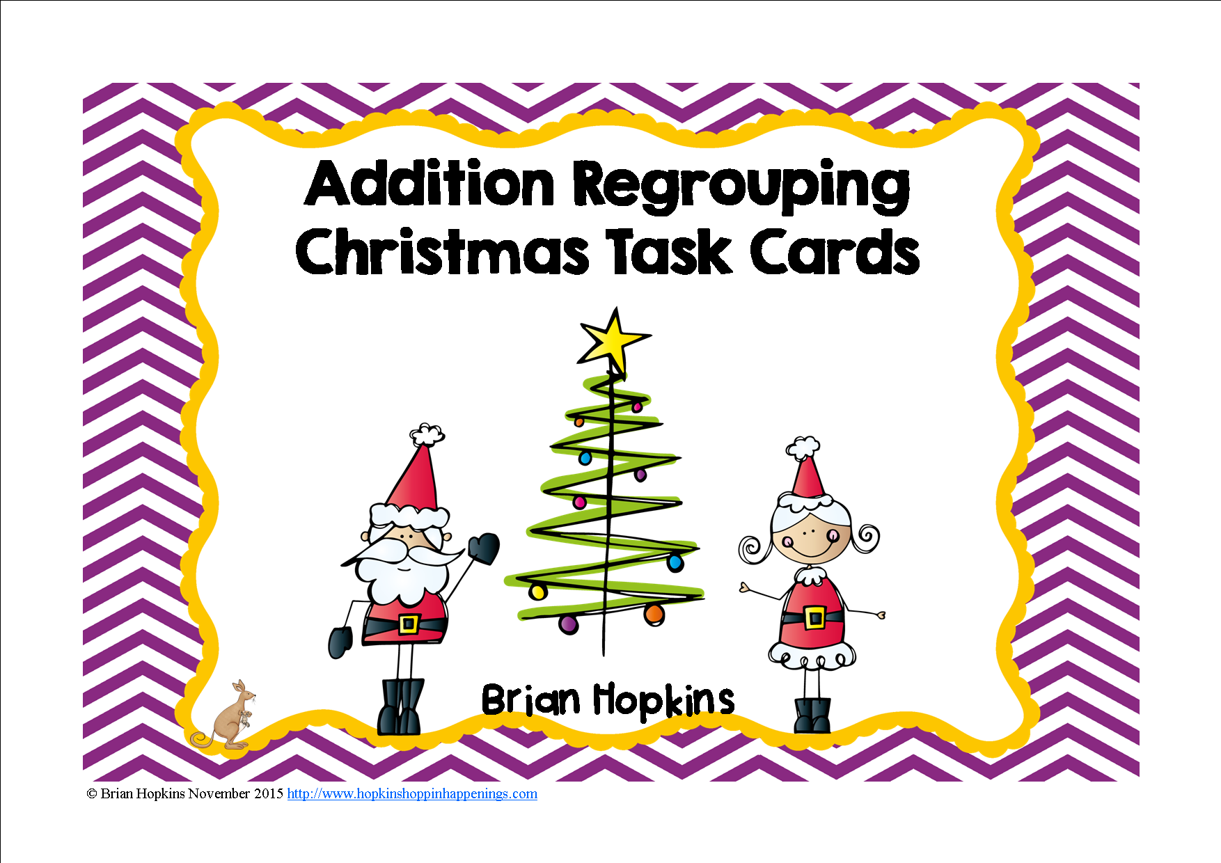 Christmas 2nd Grade Reading And Math Centers And