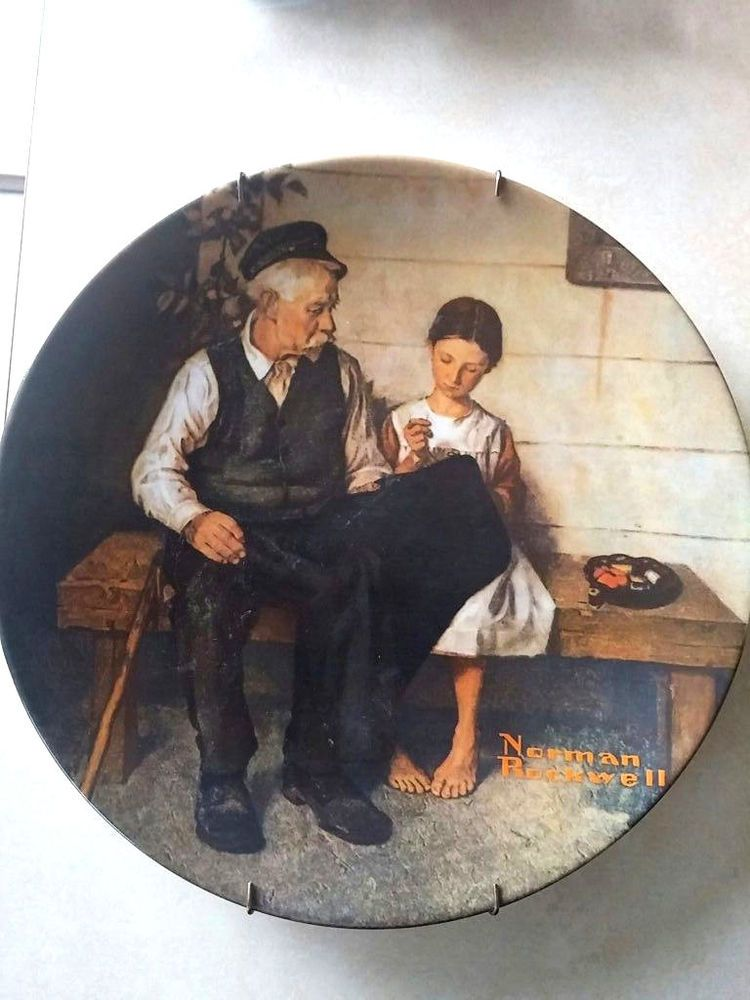 Knowles Norman Rockwell \