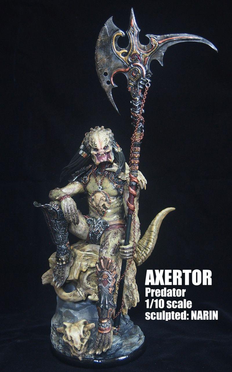 Photo of 『1/10 Narin AXEROTR PREDATOR 完成品』