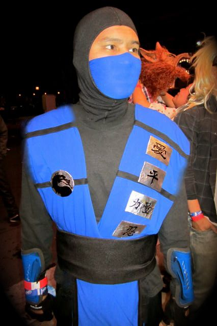 Diy subzero costume halloween ideas pinterest costumes diy subzero costume solutioingenieria Image collections