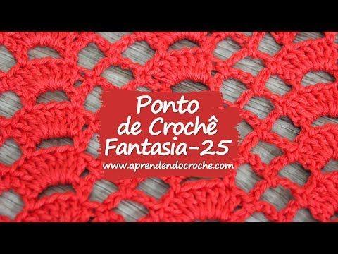 YouTube | Puntadas, patrones y esquemas crochet | Pinterest ...