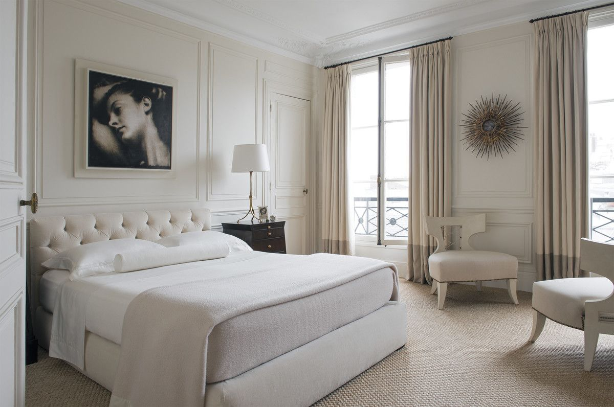 7 Ideas For Simple Apartment Decor Classic Bedroom Luxurious
