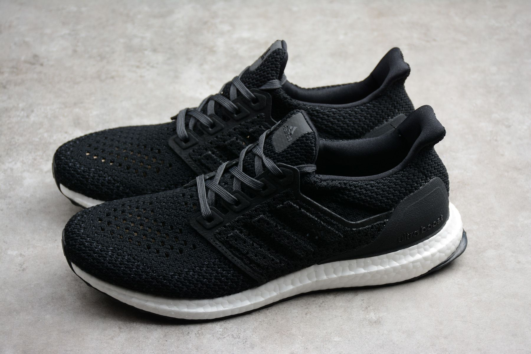 5ac5e39c5fa7e adidas Ultra Boost Clima 4.0 Black White CQ7081 For Sale Online