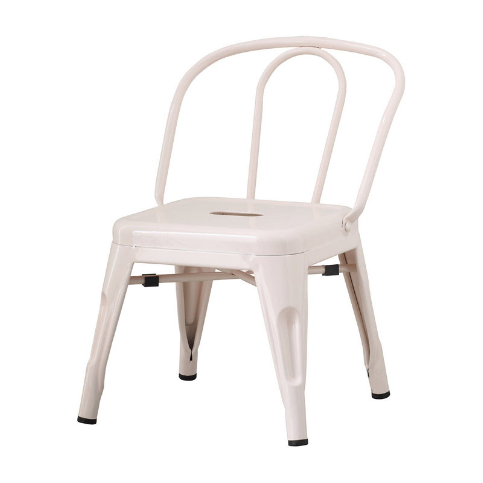 3r Studios Small Metal Kids Chair Pink Kids Chairs Chair Metal