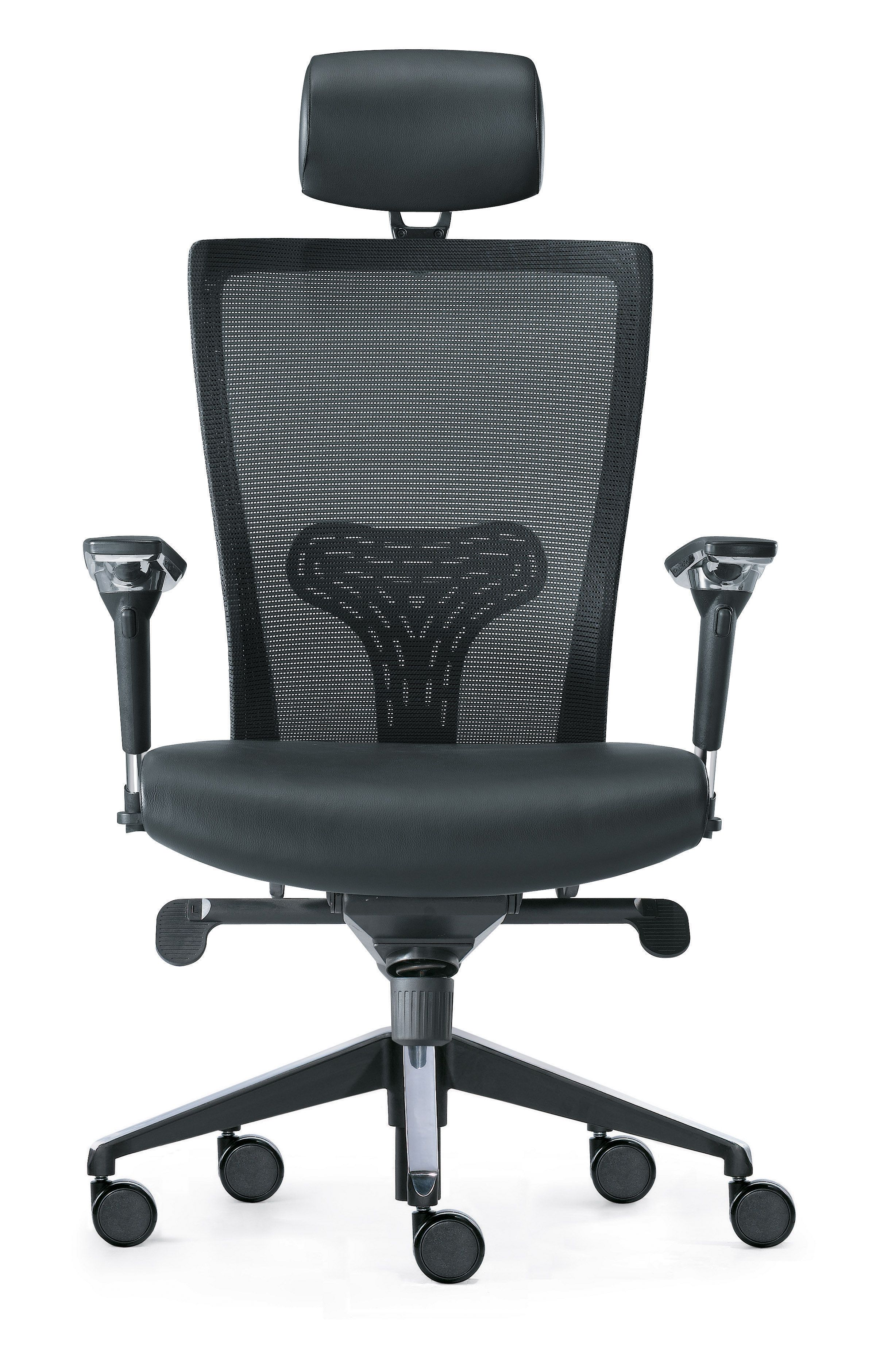 ergonomic chair knee rest dining room chairs with caning mojo kaizen full tilt adjustable arms and head hi style polished cast aluminum black two tone base a great office work