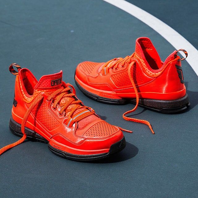 Adidas has a brand new D Lillard 1 for Dame s Summer tour. Get a detailed  look and release info on SneakerNews.com 30baa2063d